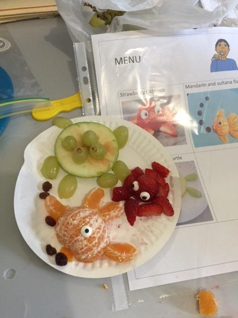 Enaksha Garde Speech Pathology Fussy Eating Fruit